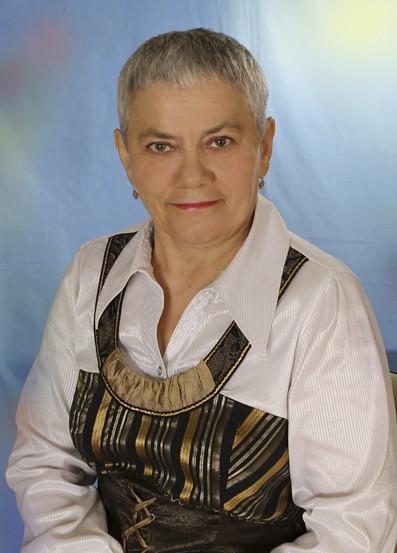 Маркова Тамара Степановна