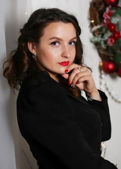 Сазонова Евгения Николаевна