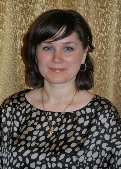 Усачева Валентина Васильевна