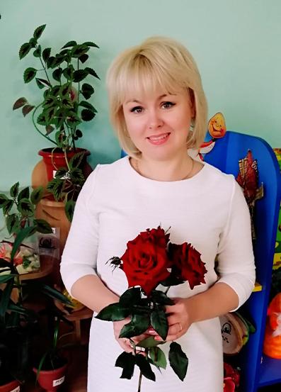 Алёхина Светлана Николаевна