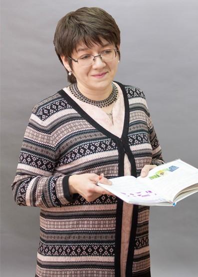 Шарапова Людмила Петровна